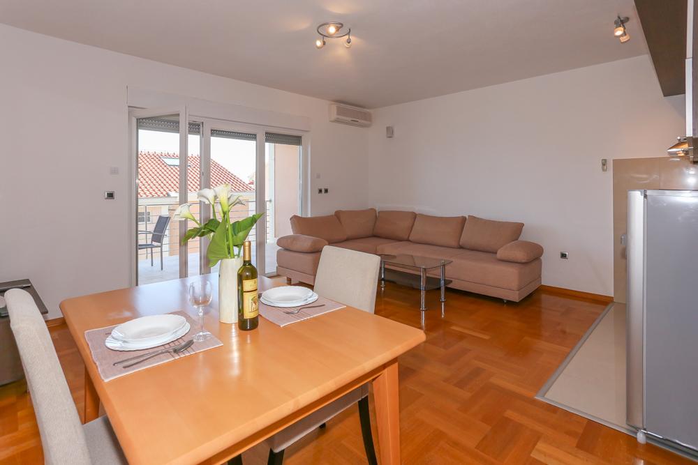 Lägenhet till salu i Kroatien