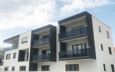 2 nya lägenheter till salu i Trogir, Kroatien